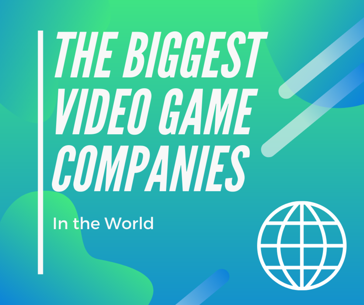 The Top 5 Biggest Video Game Companies in the World