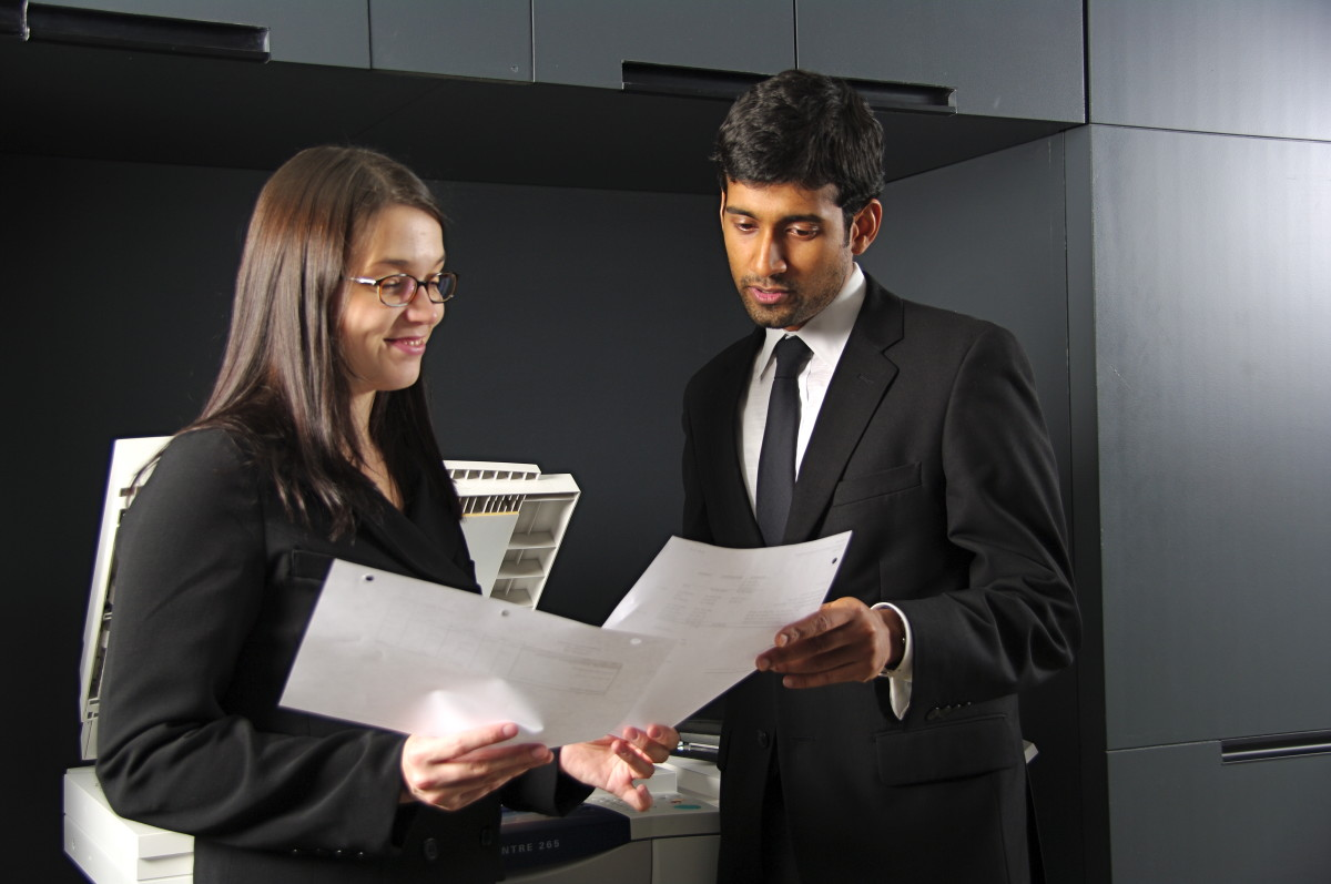 Bring clean copies of your resume to all interviews. Hiring managers like that touch!
