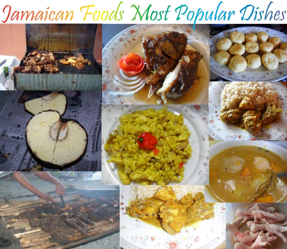 20 Jamaican Foods Most Popular Dishes
