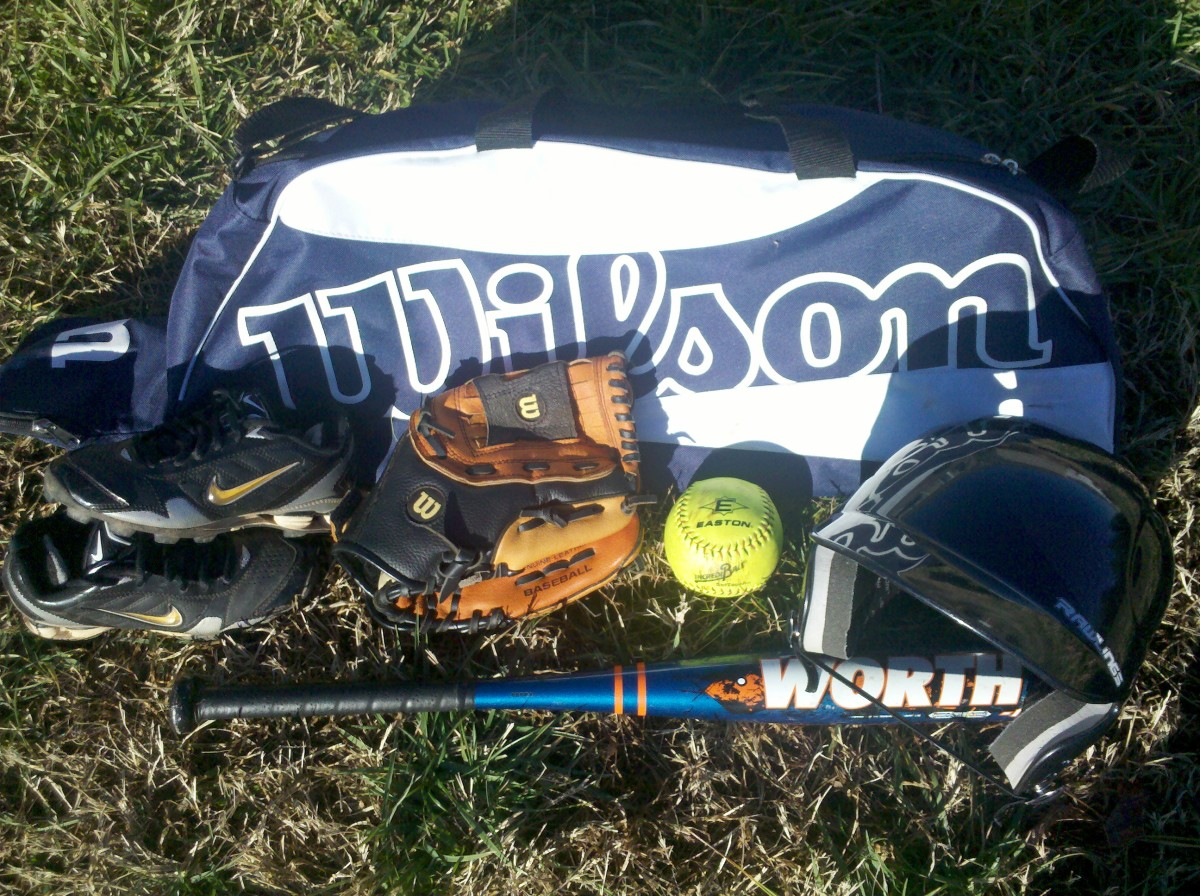 Start your first season off right with this list of equipment!