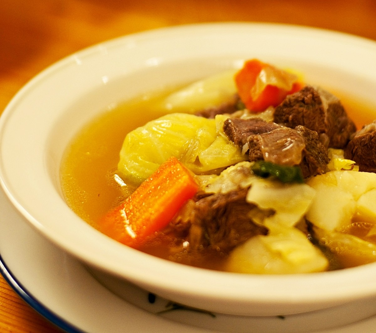 Easy Philippine Nilaga Recipe (A Rich Filipino Meat Broth)