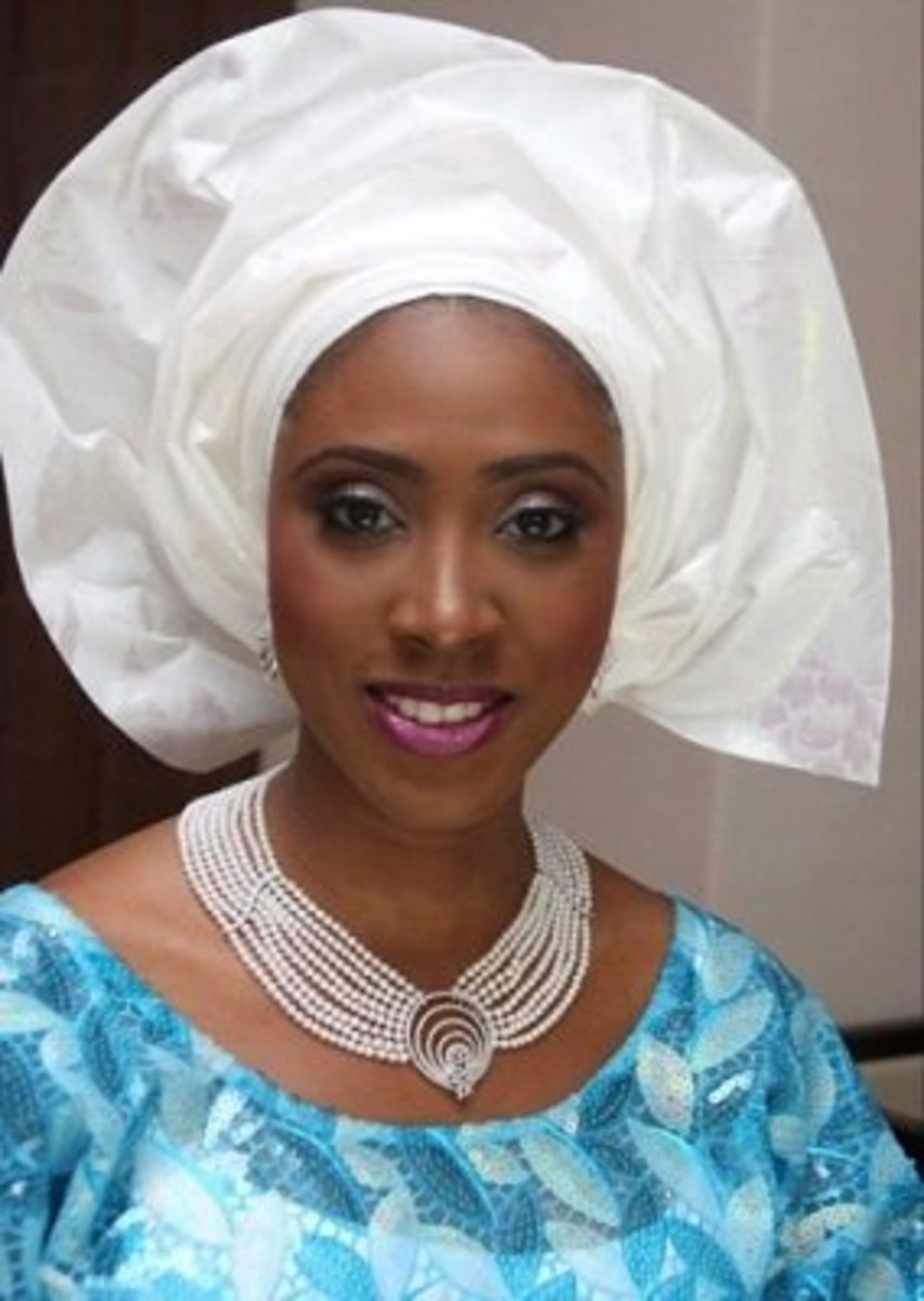 Nigerian Women and Their Gele Styles | Nigerian Ladies Re-Inventing The Gele