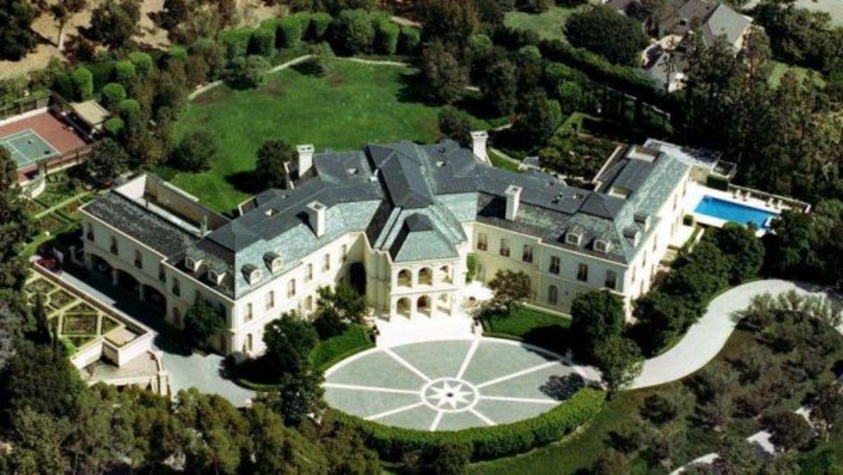 $100 million dollar mansion in Los Altos, California