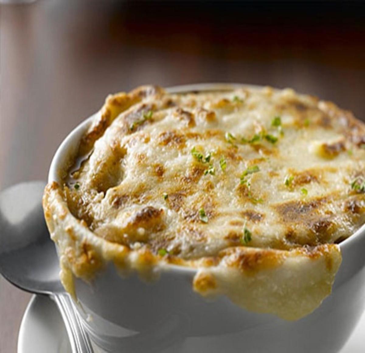 Classic French Onion Soup Recipe