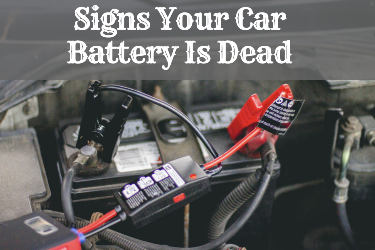 Learn the signs that your car battery is dead or dying.