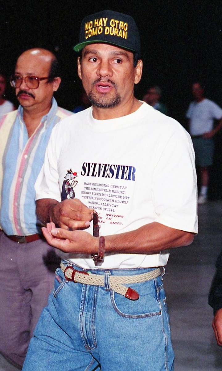 Durán in 1994