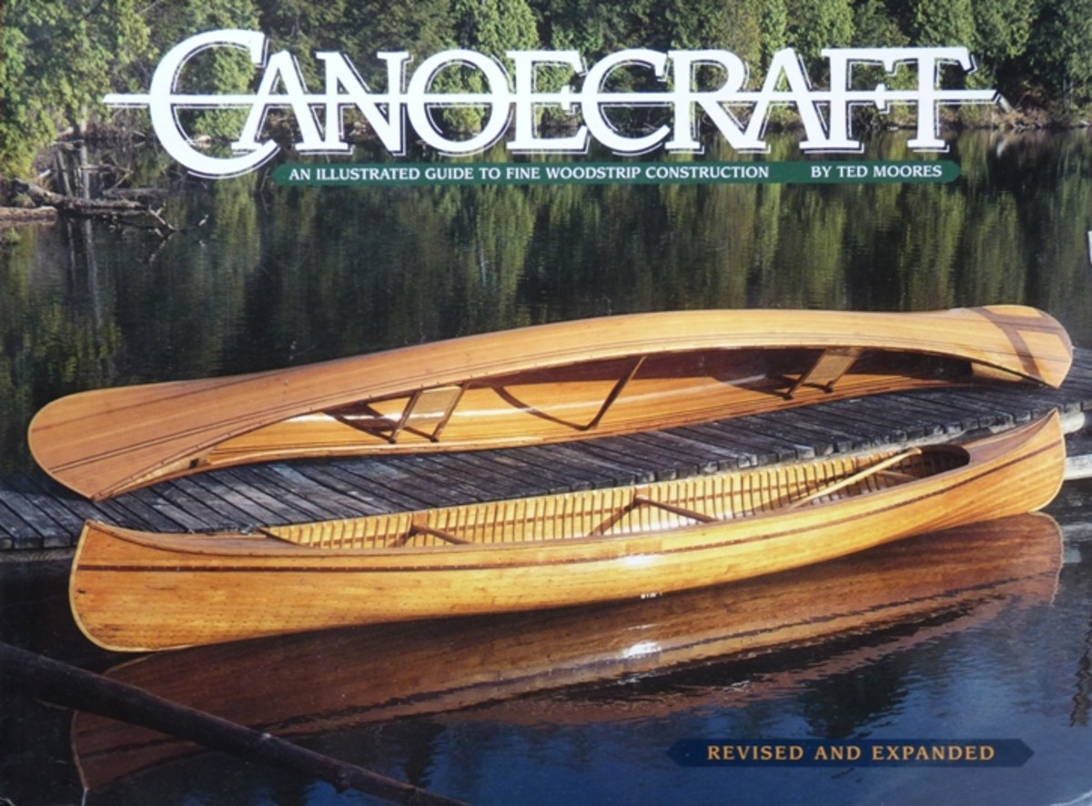 Building a Cedar-Strip Canoe, the Details: Lofting the Plans