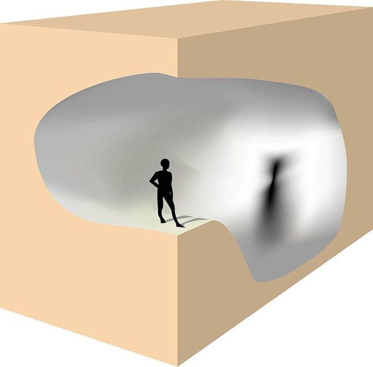 """Plato's Cave"", the False Image"