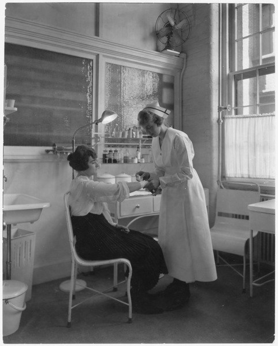 History of Modern Nursing: The Pioneers of Nursing
