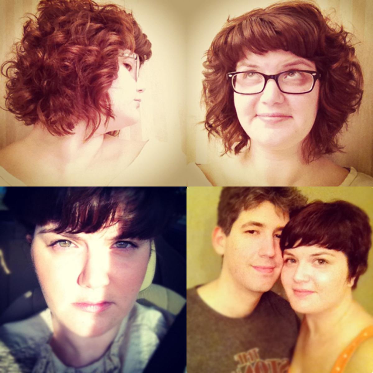 April 2012 (top) May 2012 (bottom)