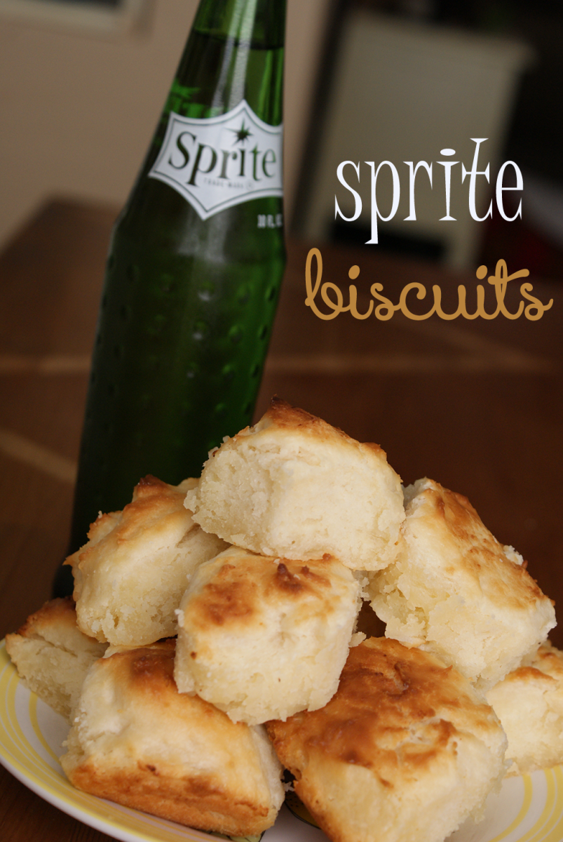 This biscuit recipe calls for only four ingredients