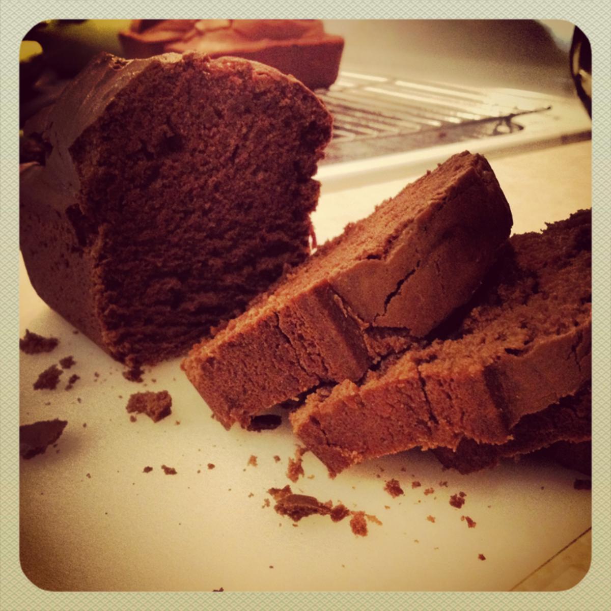 Easy Chocolate Bread Recipe