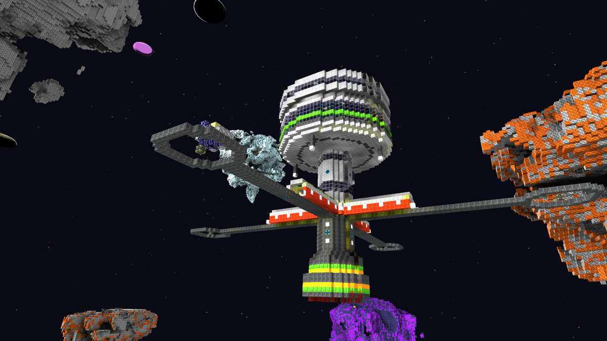 StarMade: Minecraft Meets Homeworld
