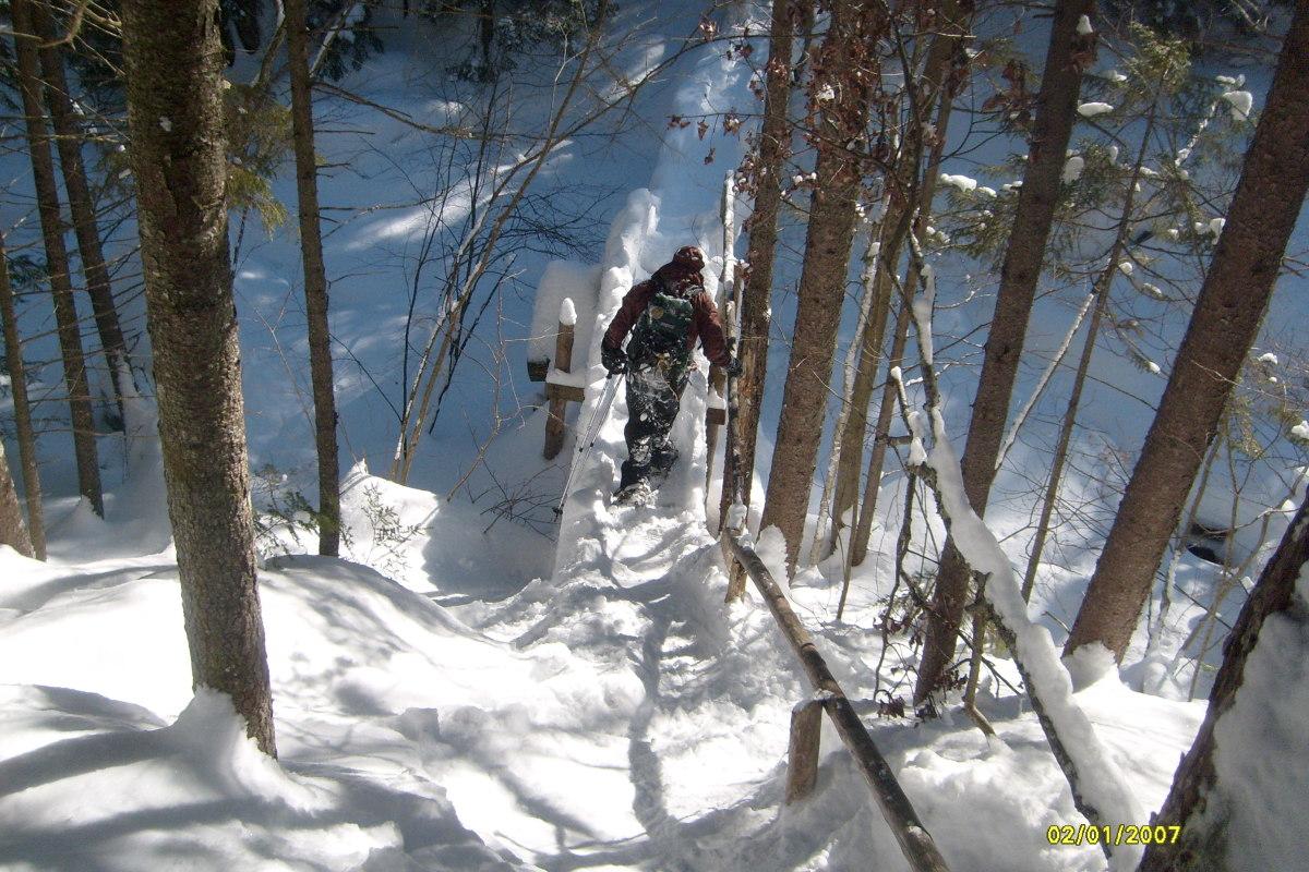 The Basics of Snowshoeing