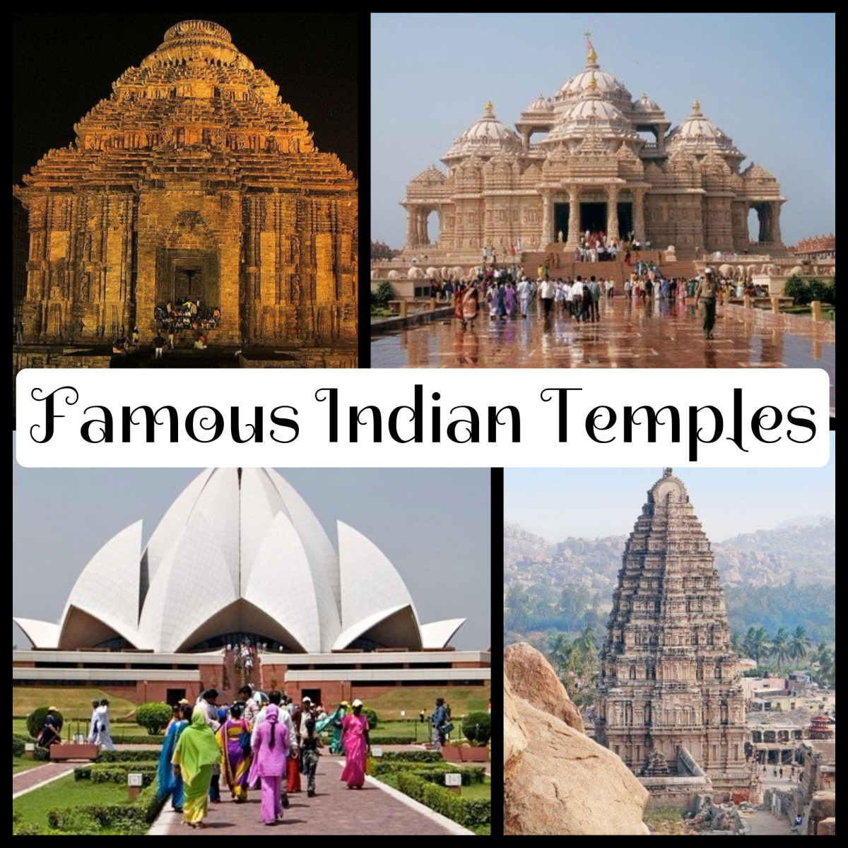 The 35 Most Amazing And Famous Temples In India