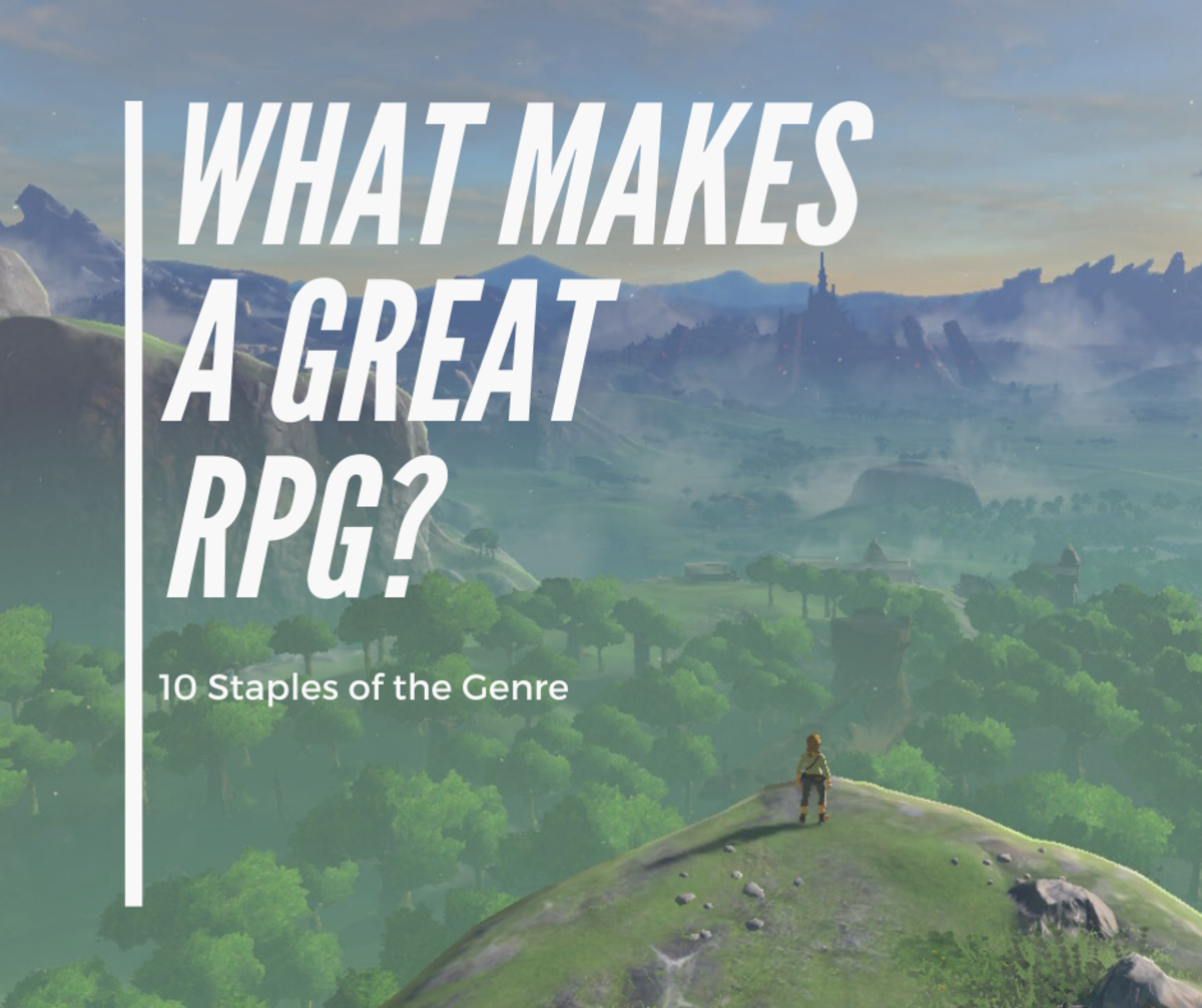 RPGs come in many shapes and sizes. It's not always easy to tell where one genre ends and another begins.