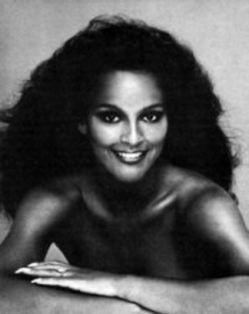 Jayne Kennedy first came onto the Hollywood scene as a dancer for Rowan and ...