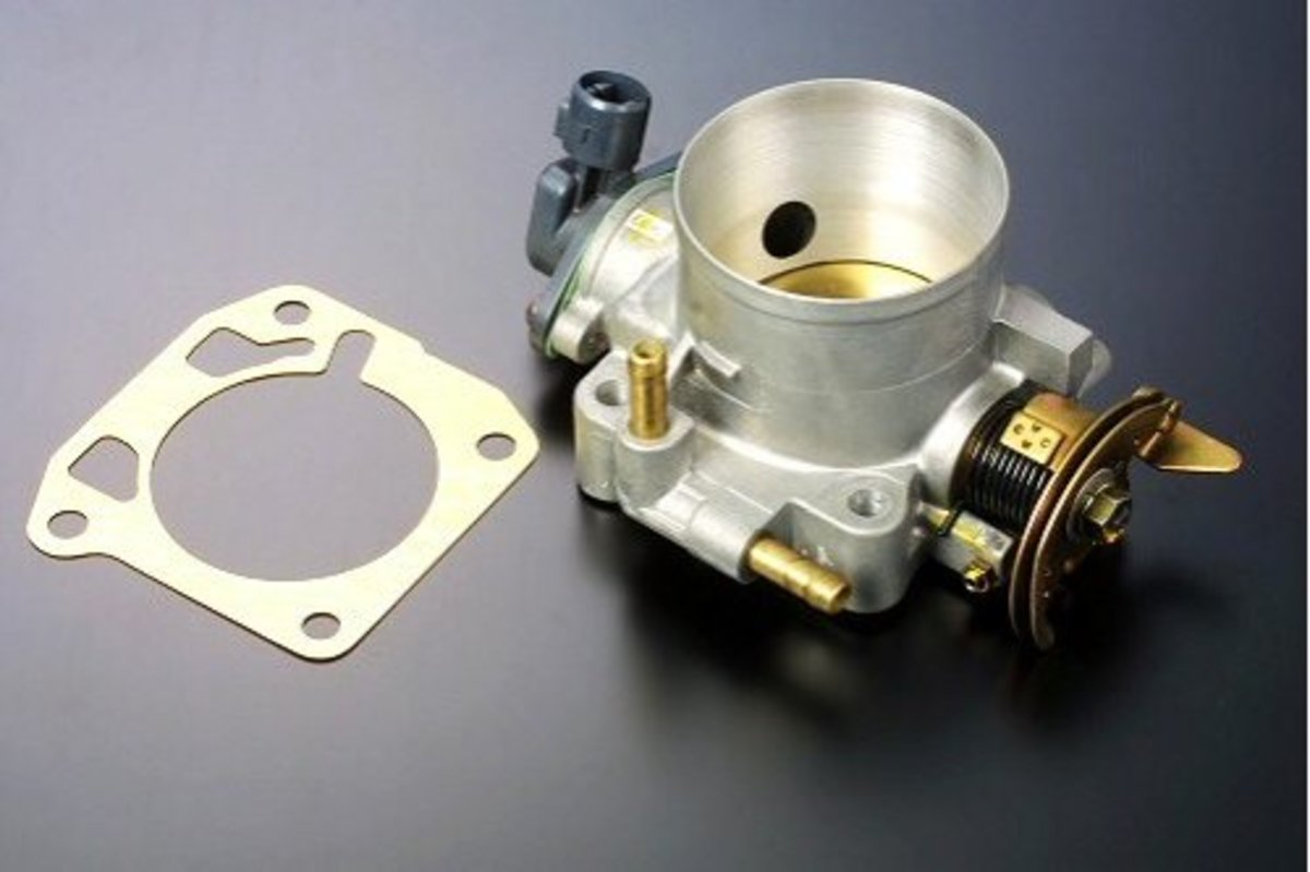 Cleaning Your Throttle Body to Increase Fuel Economy and