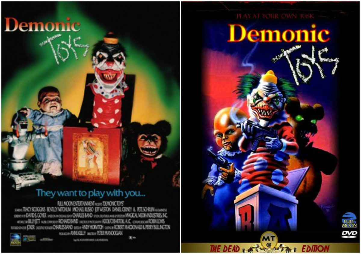"Great Bad Movies: ""Demonic Toys"" (1992)"