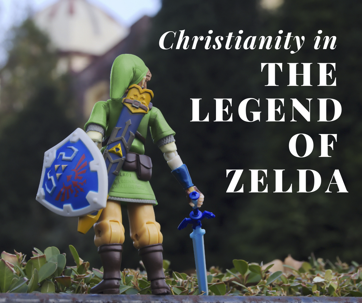 Link's original character design may have been inspired by the Crusaders from the Medieval period.