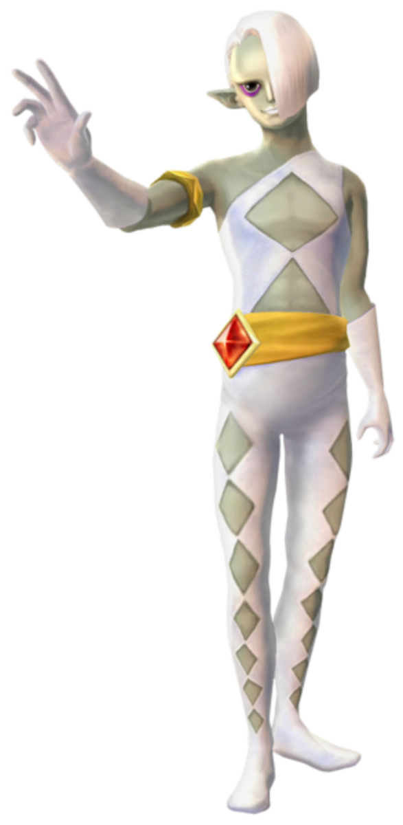 You have to fight Ghirahim three times in the game, with his strength and moveset changing each time.