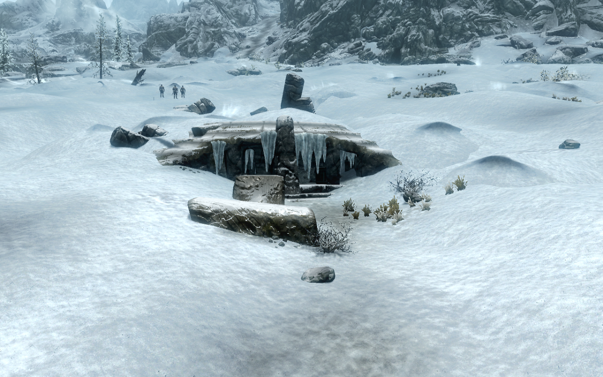 Journeyman's Nook primary location in The Elder Scrolls V: Skyrim.