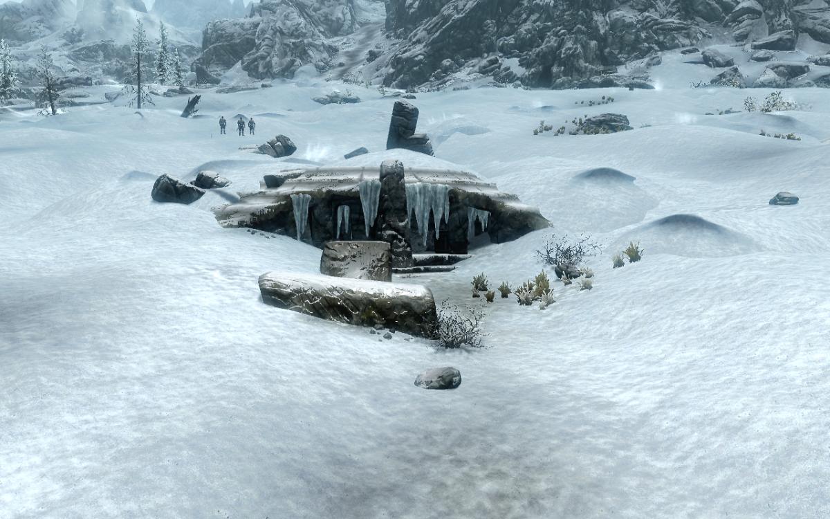"""The Elder Scrolls V: Skyrim"" Primary Location Guide: Journeyman's Nook"