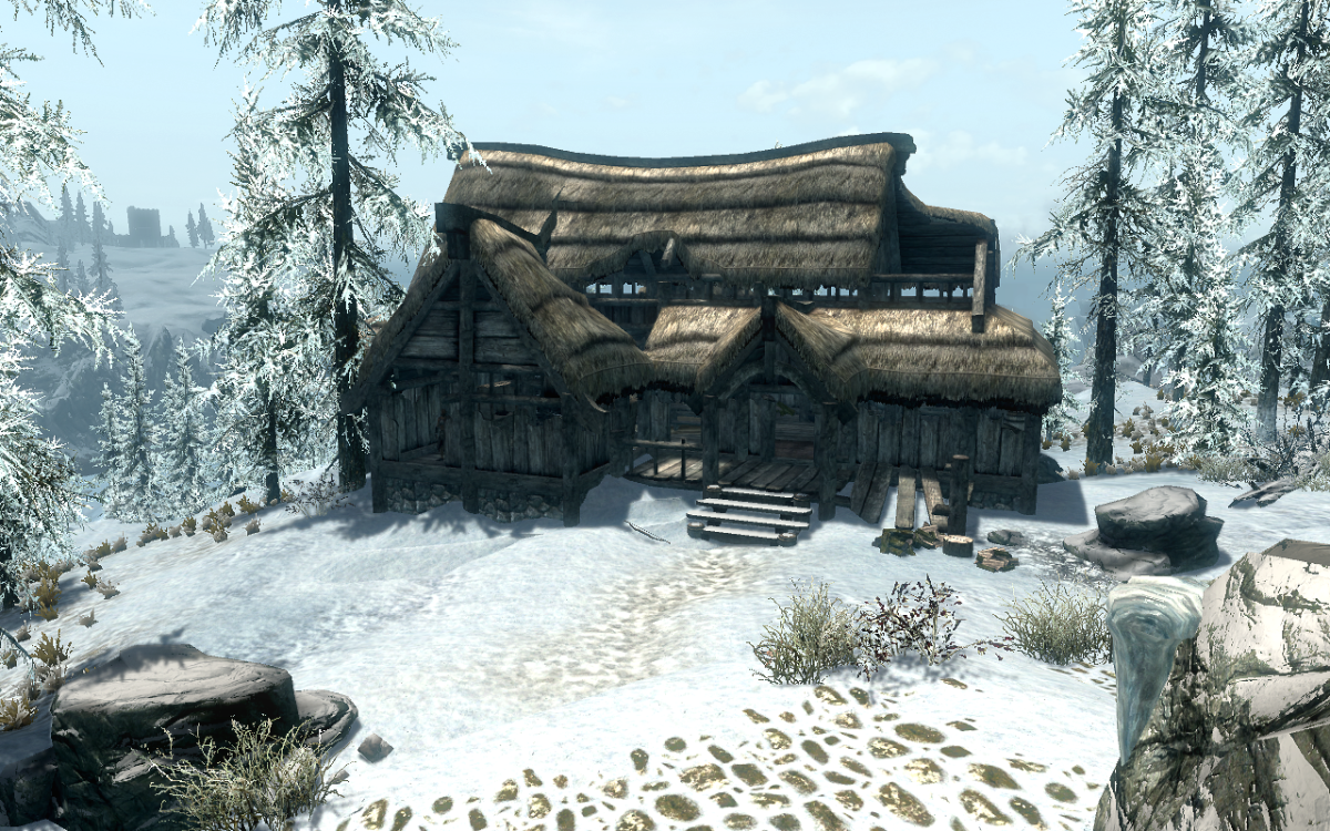 Skyrim: Treasure Map VII Location and Chest