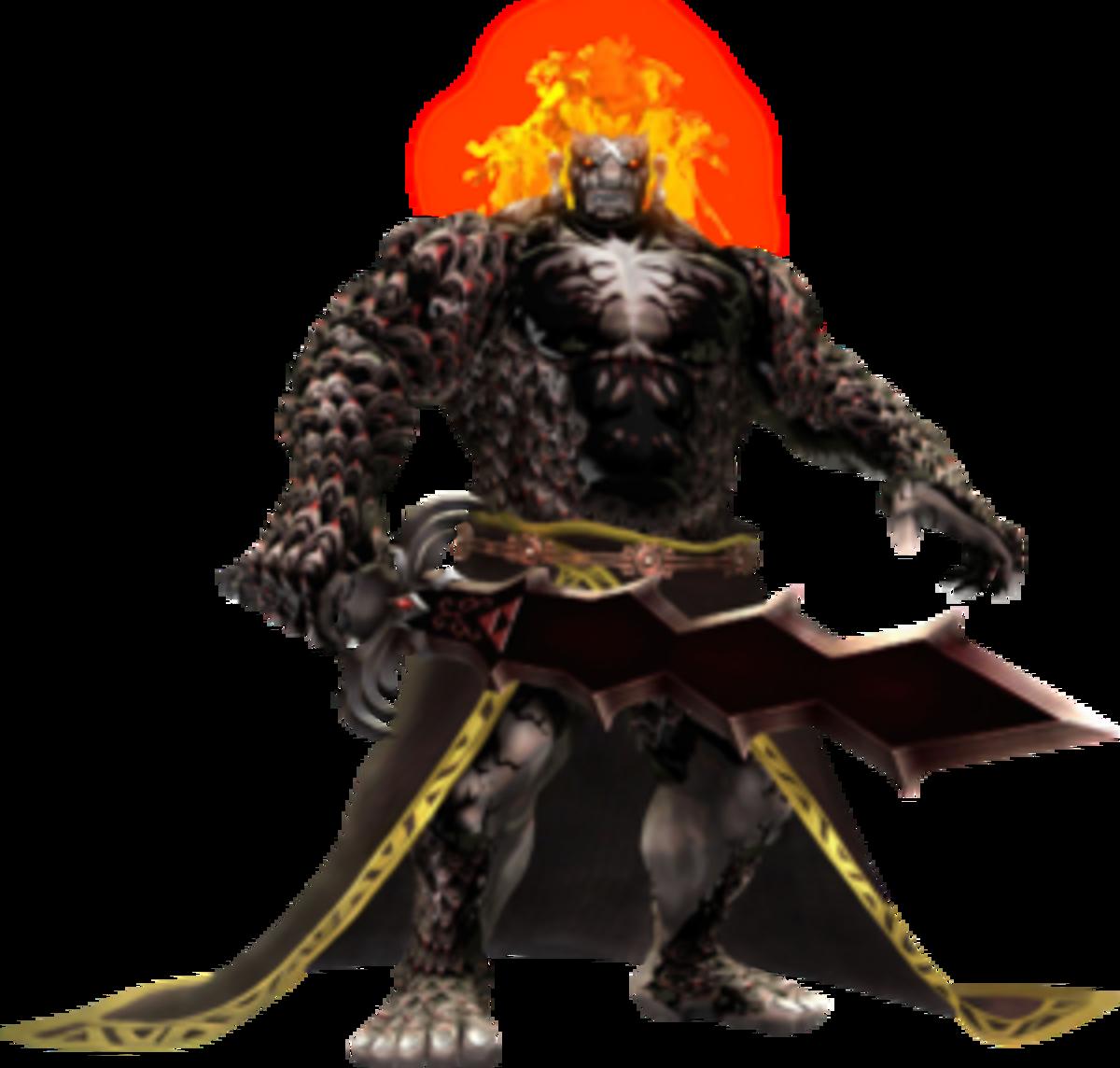 "The Demon King Demise is the final boss in ""The Legend of Zelda: Skyward Sword."""