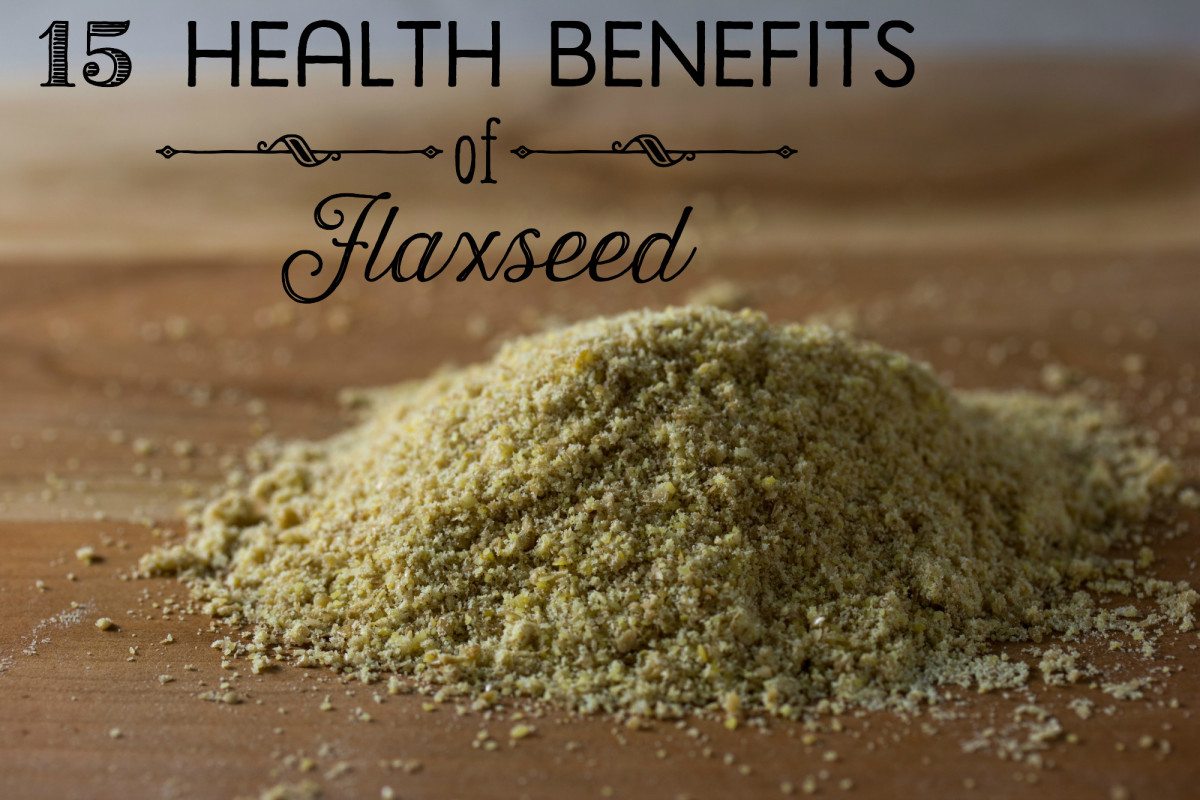 15 Health Benefits of Flaxseed and Flaxseed Oil