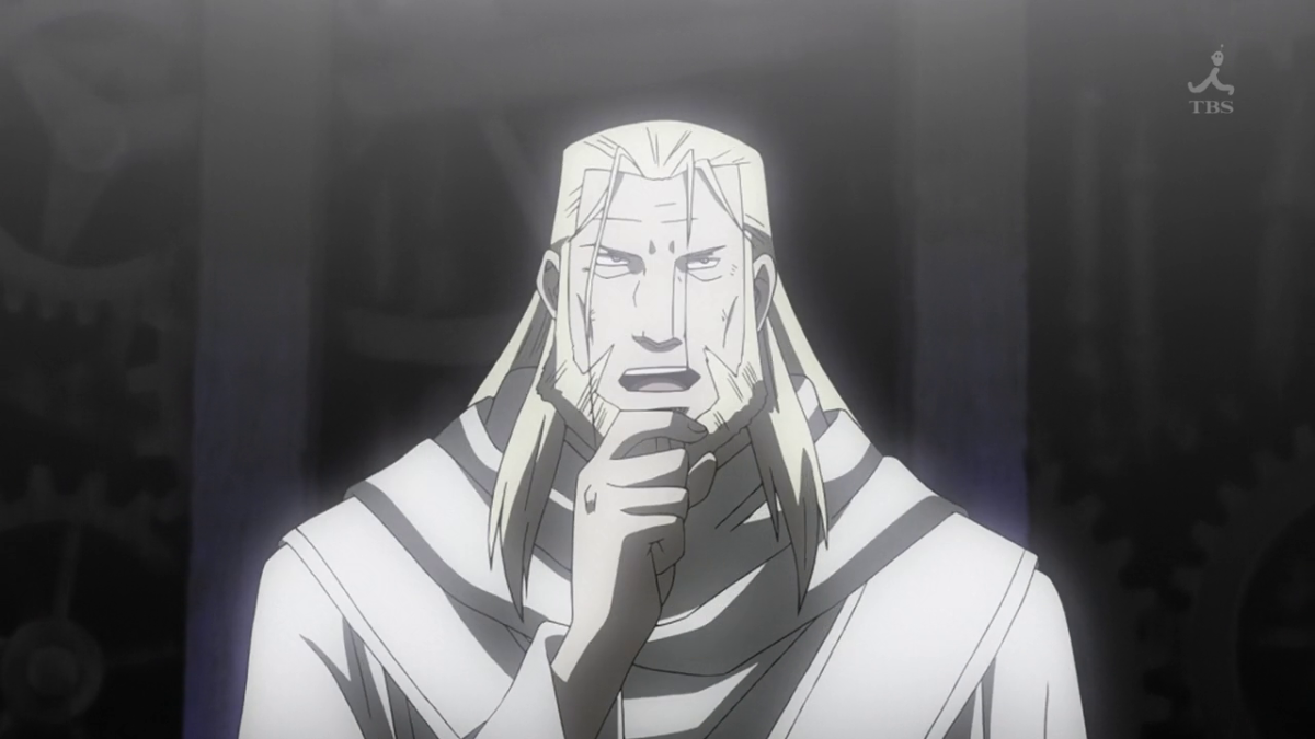 The main antagonist of the series, Father.