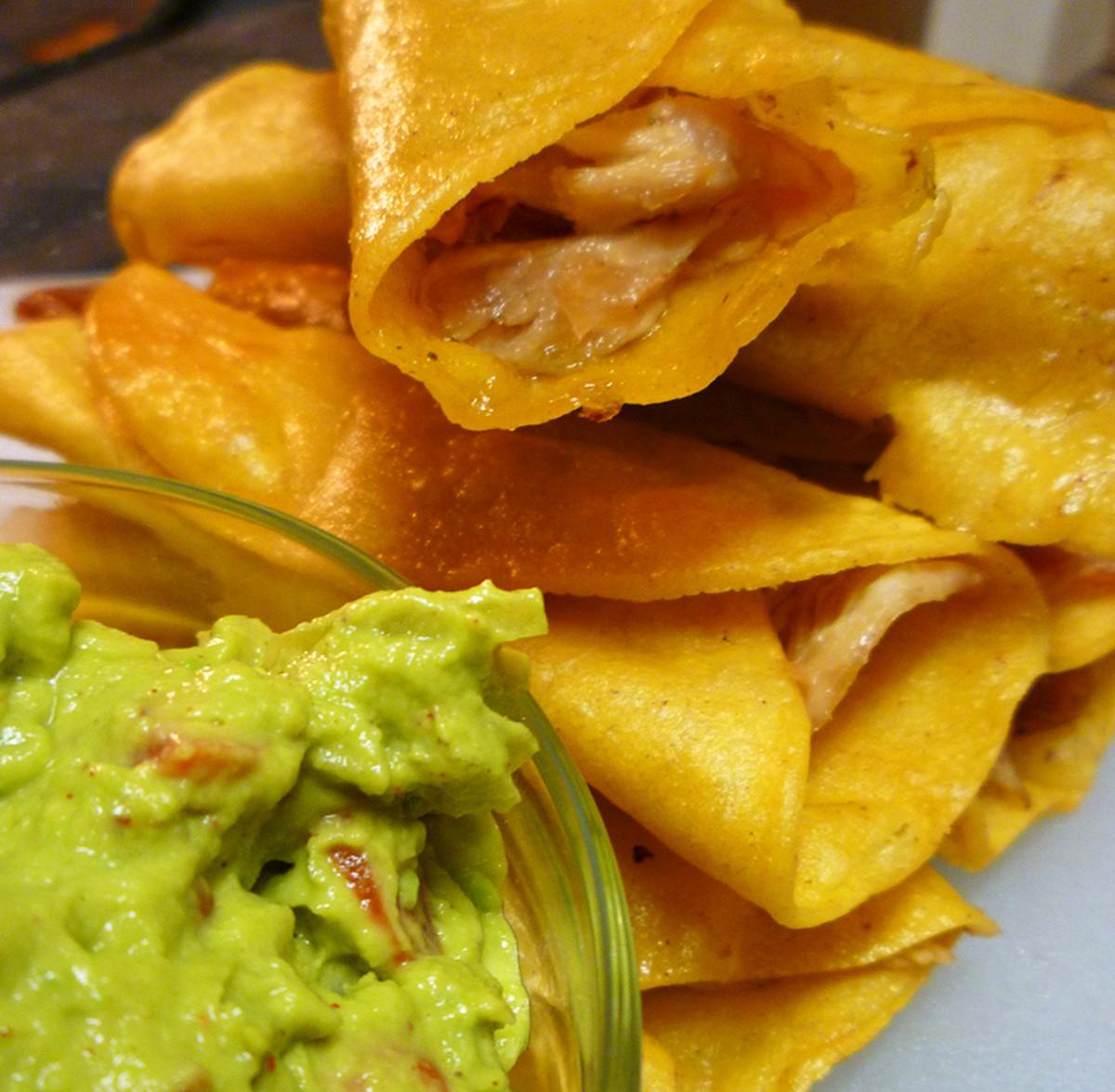 chicken-flautas-recipe