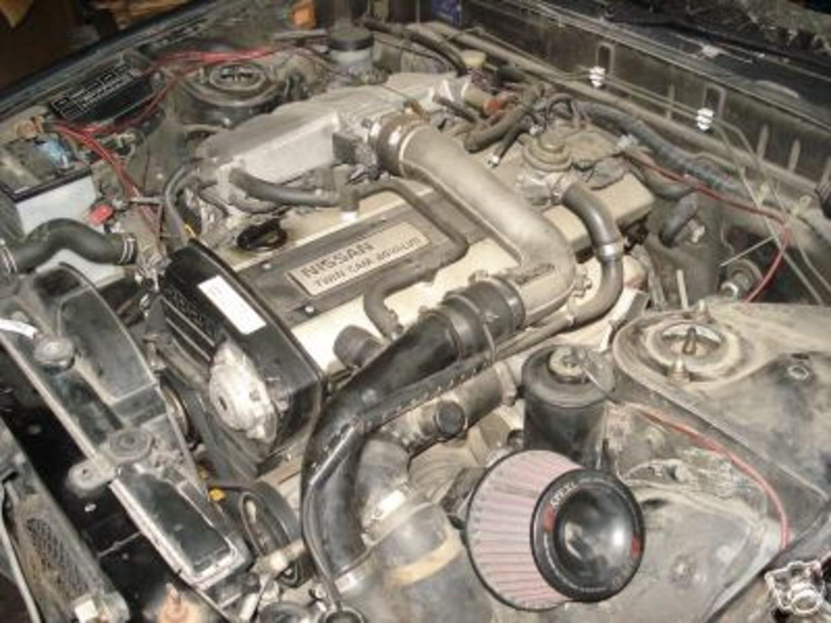 RB20 Intake Manifolds