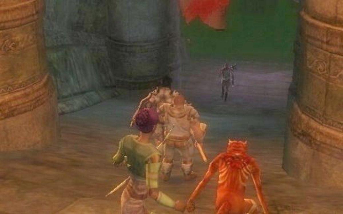 Dungeons and Dragons Online Tips:  Ten Steps to Finding a Good Guild in DDO