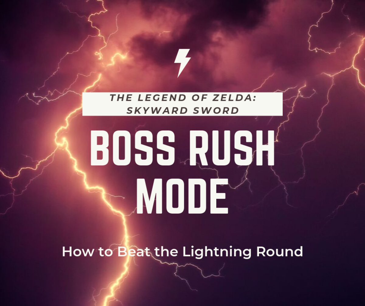 """Skyward Sword"": How to Beat Boss Rush Mode (Lightning Round)"