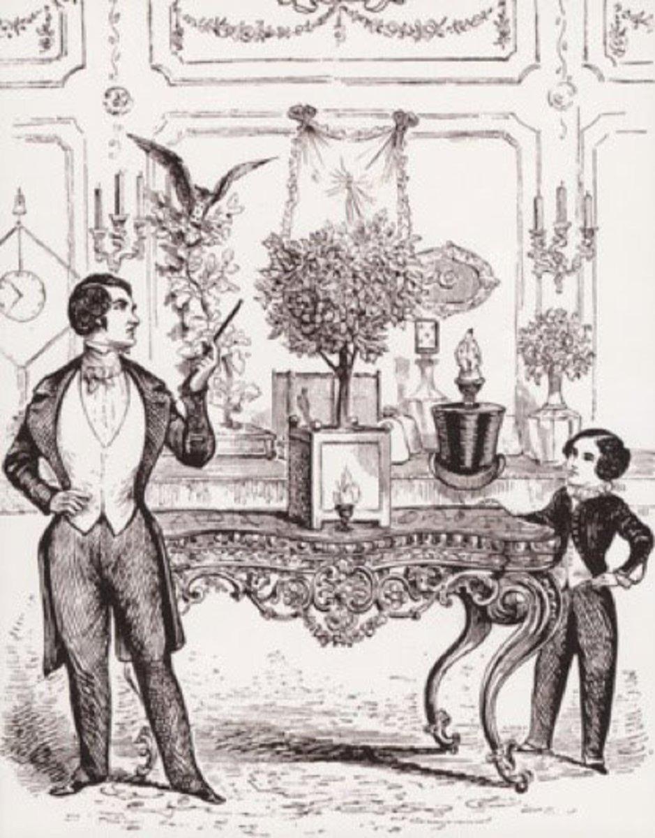 The Secret of Jean Eugène Robert-Houdin's