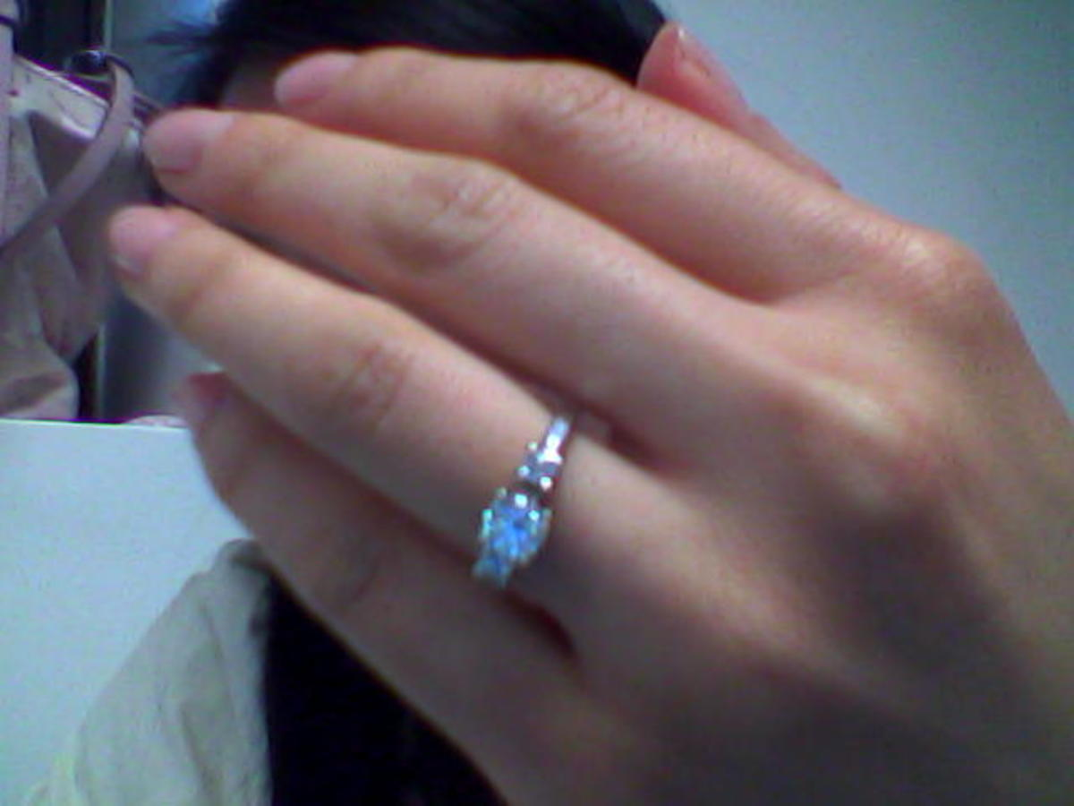 Maybe the next ring will be even nicer :)