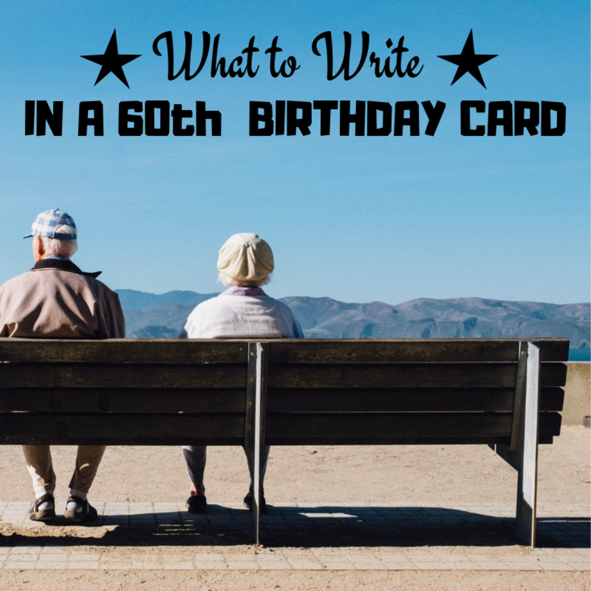 60 is a big milestone, so it deserves a great birthday card! Use these example messages to get some ideas.