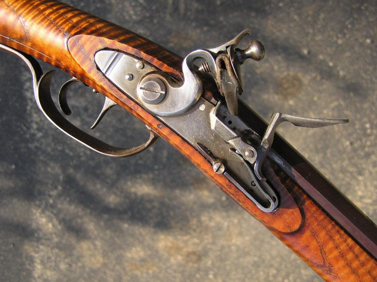 How to Build a Flintlock: The Basics