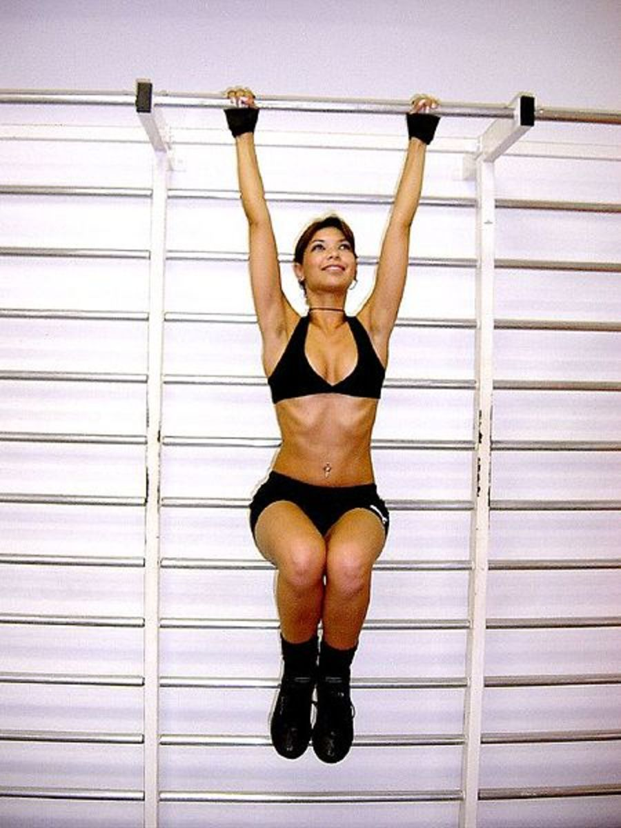 P90X pull ups can be challenging, but the results are rewarding.