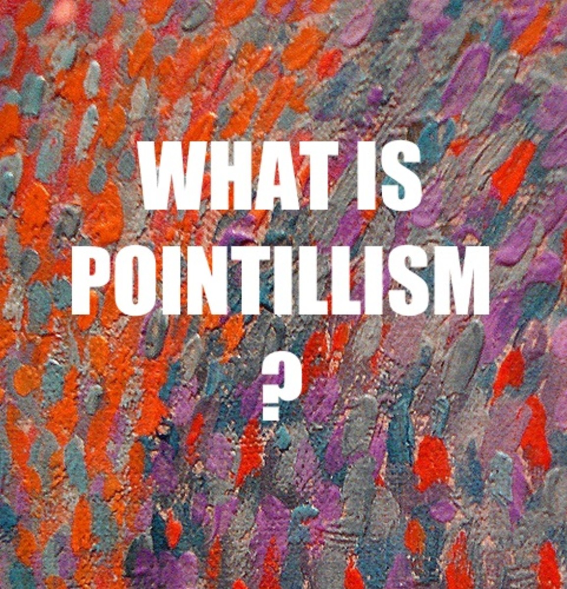 Introduction To Pointillism
