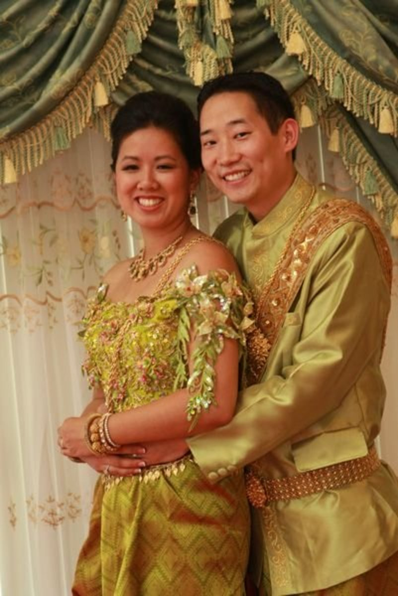 Traditional Cambodian (Khmer) Wedding Ceremonies