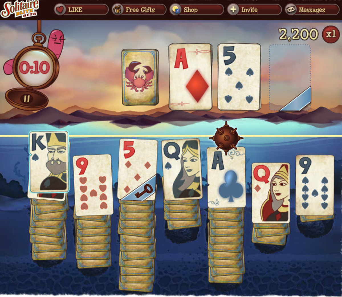 How to Win at Solitaire Blitz: Quick Tips