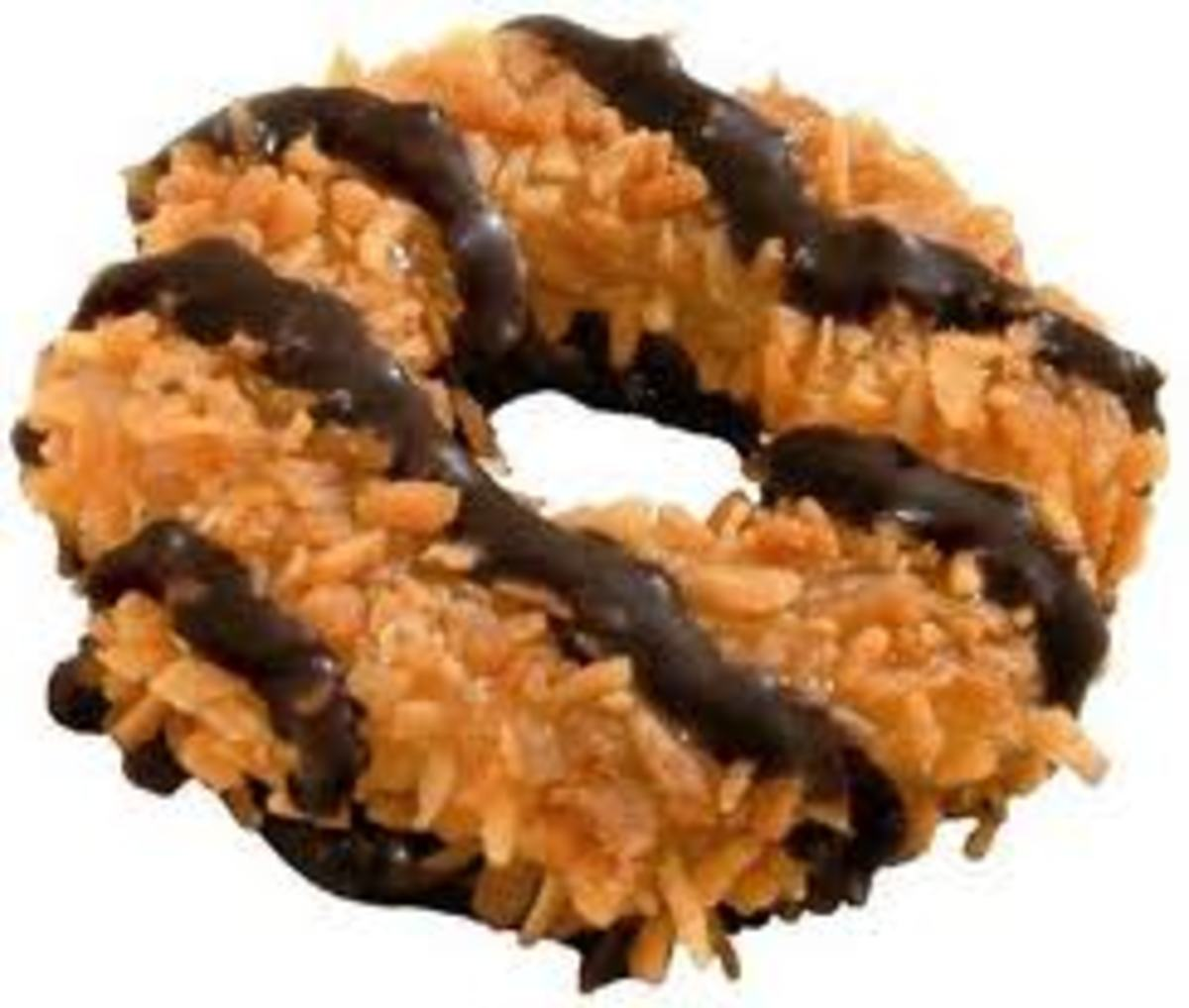 Girl Scout Cookies: A Funny Poem