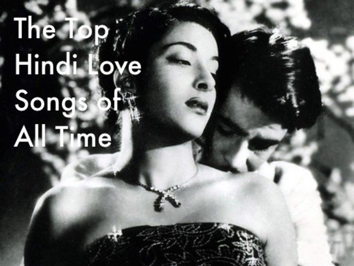 The Top 200+ Most Romantic Hindi Love Songs of All Time