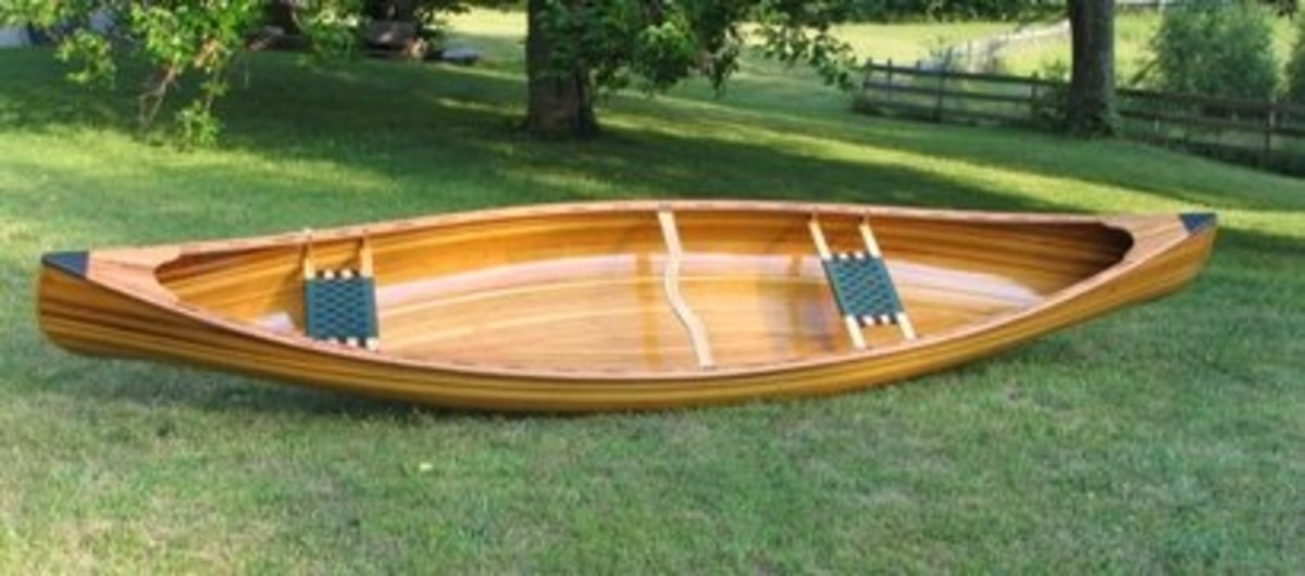 Building a Cedar Strip Canoe: The Details: A Guide to Making the Forms