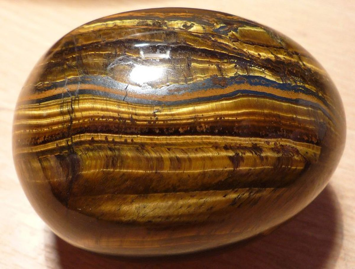 All About Tiger's Eye Stone
