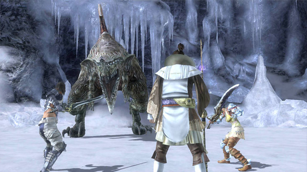 7 RPG Games Like Final Fantasy