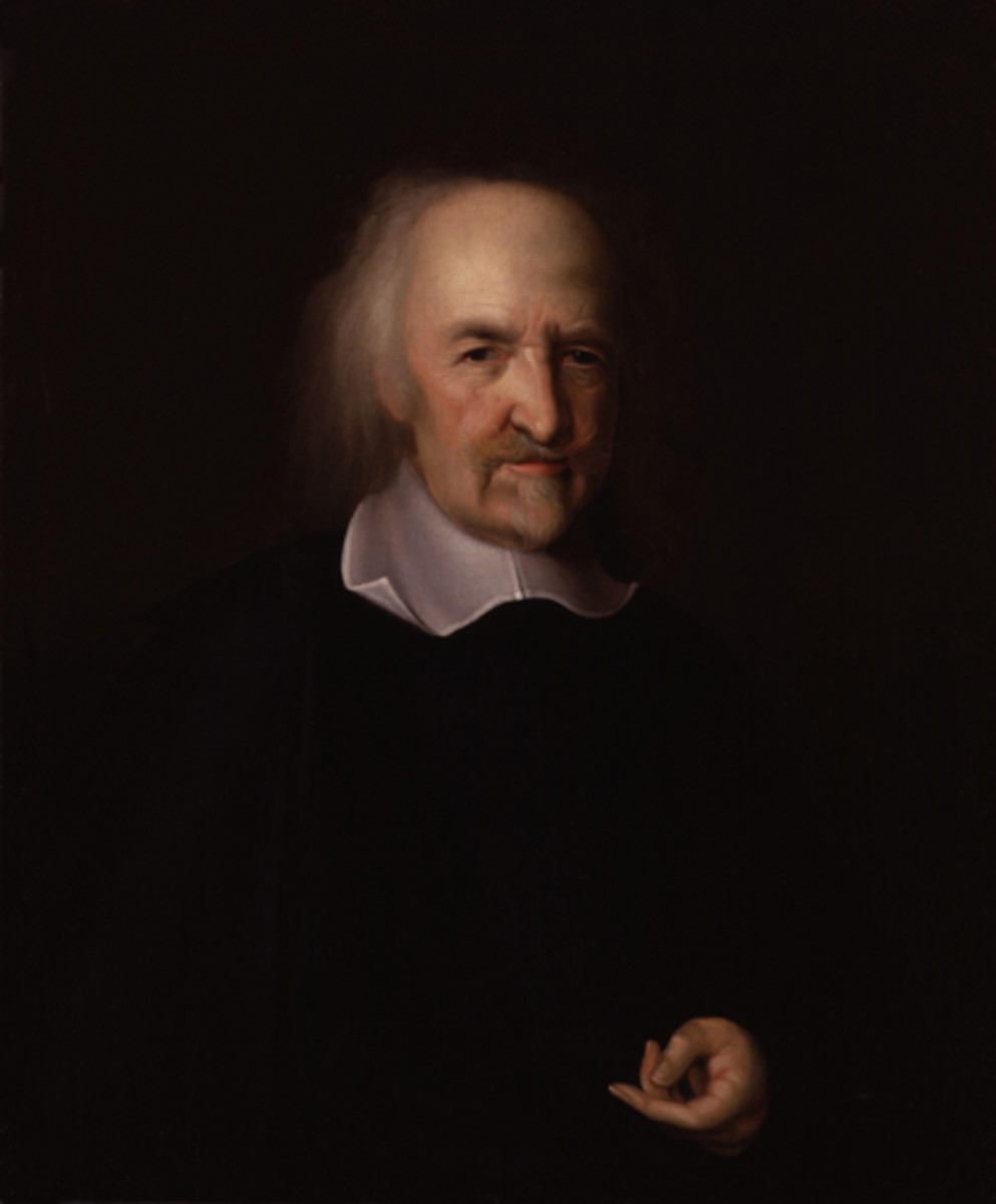 The State of Nature: Thomas Hobbes Vs John Locke