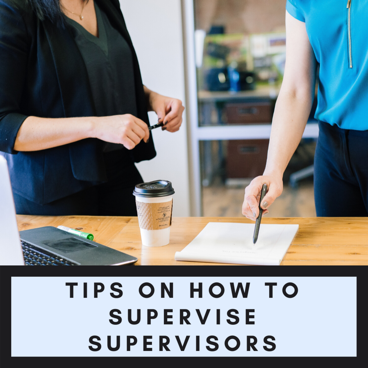 Even your supervisor needs supervising. Read on to learn how to do it well.